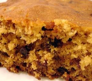 Yummilicious…Whole wheat banana cake