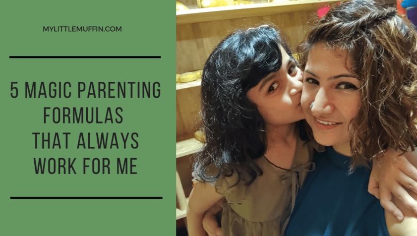 Parenting formulas