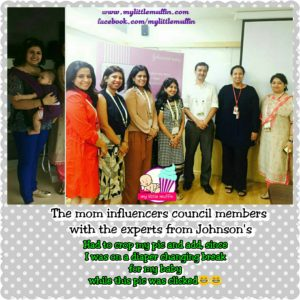 My experience of being a member of Johnson India's first Global Mom Influencer Council