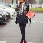 Amazing Ways to Wear Summer Skirts in Winter Season