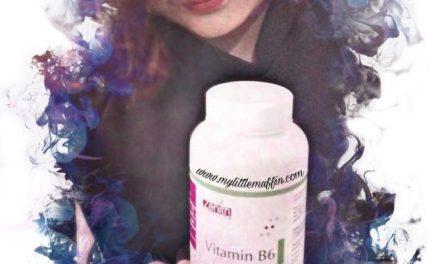 Vitamin B6 supplement benefits