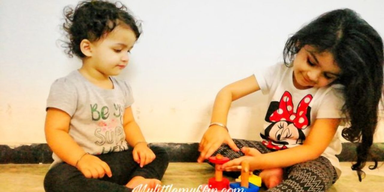 Incrementally challenging toys could make your child Smarter