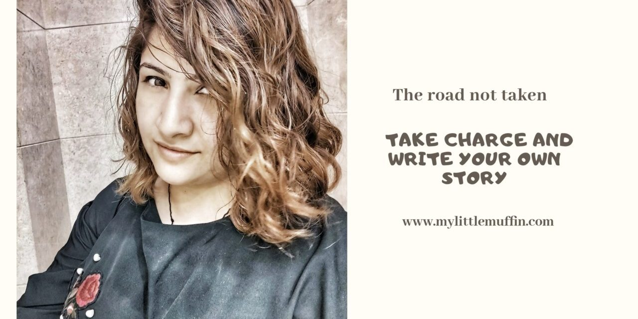 Decision | Take charge and write your own story