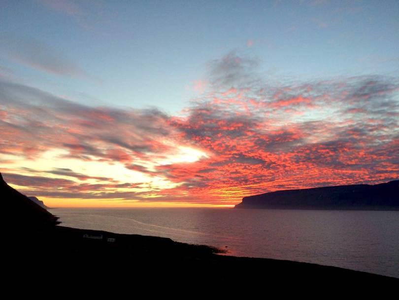 islande fjords