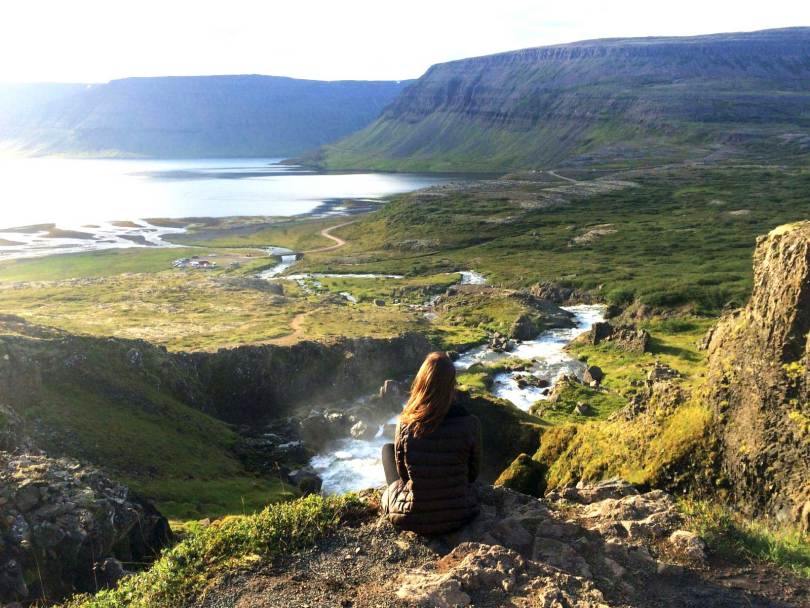 dynjandi fjords islande