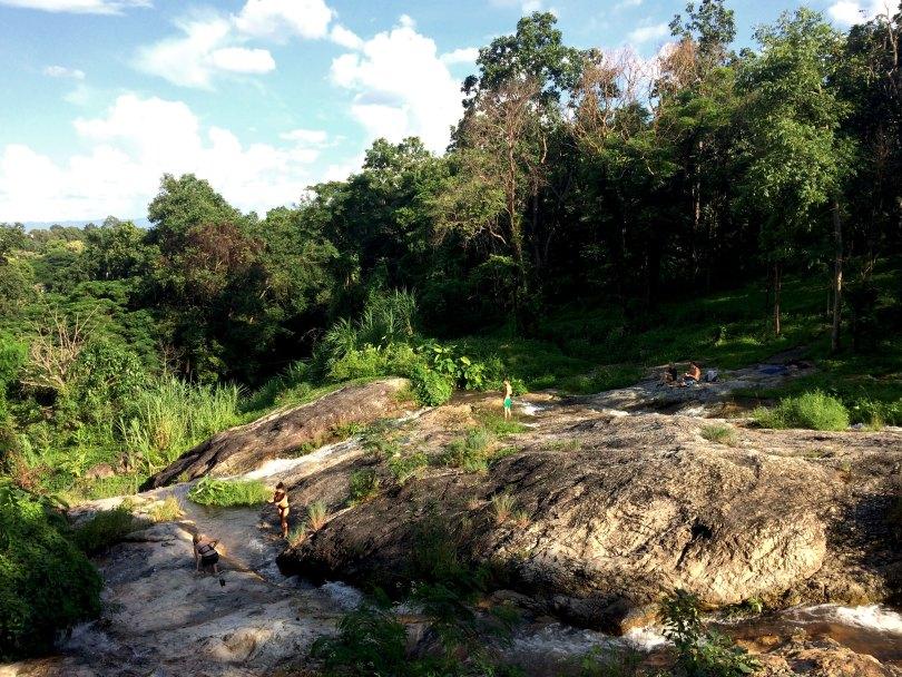 cascade huay keaw