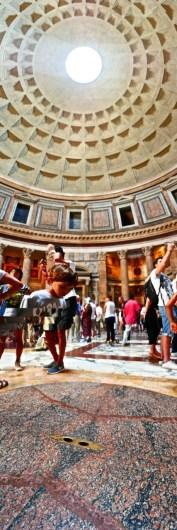 Pantheon Panoramic