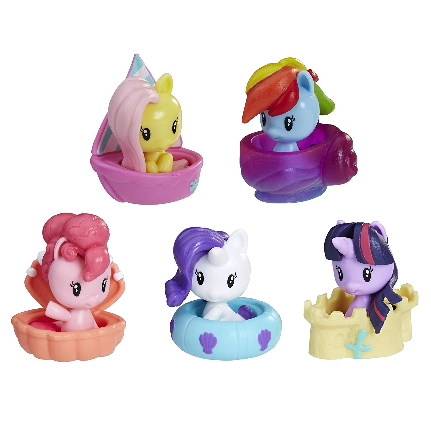New My Little Pony The Movie Fin Field Trip Doll Set