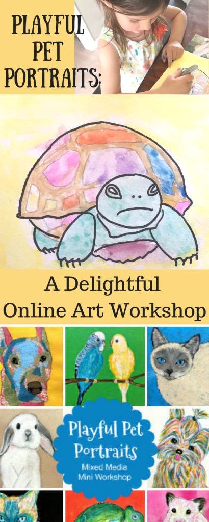 online art workshop