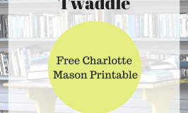 Living Books and Twaddle: Free Charlotte Mason PDF