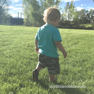 Toddler and Proactive Parenting
