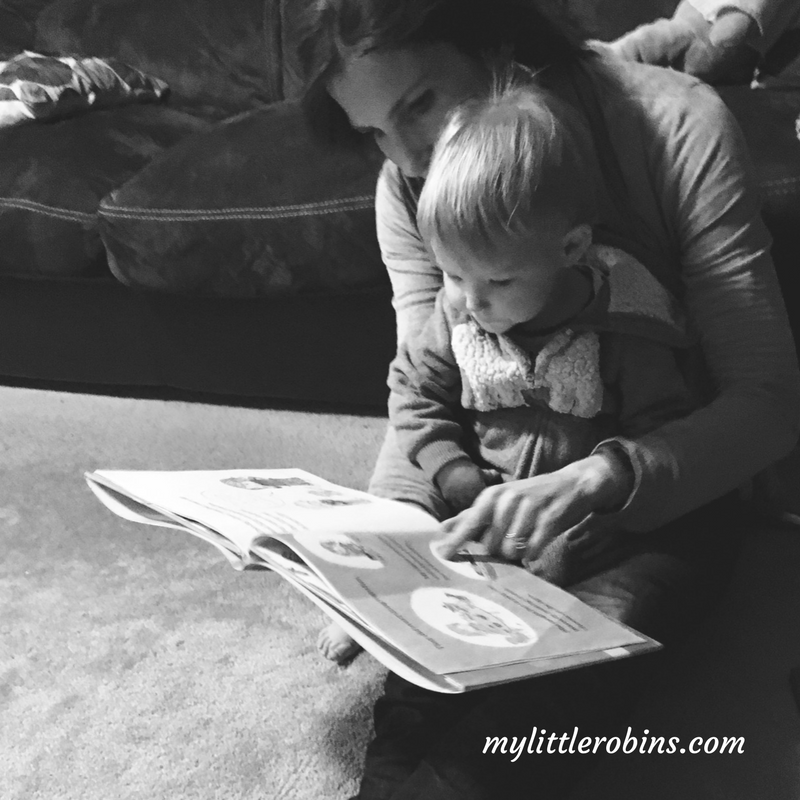Living Books for Babies and Toddlers