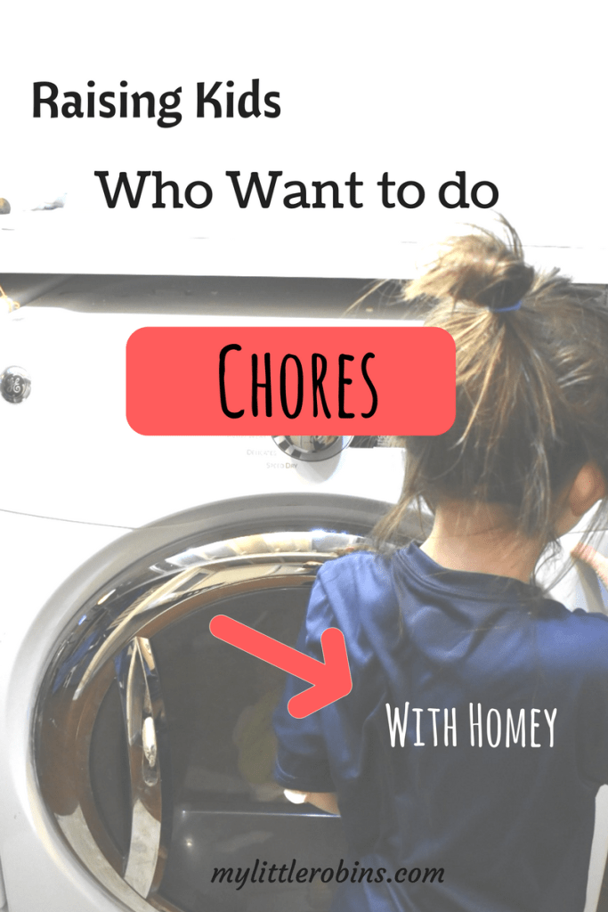 (Sponsored) Raising #kids who want to do #chores with the #Homey app