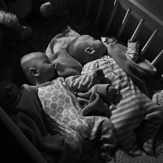18/365 Treated to a birthday night at the cinema from the super lovely @zoestewart83. Home, cuppa and snoozing babies. It's quiet...