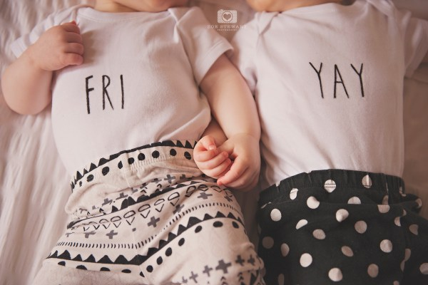 homemade, friyay, tshirt, kidswear, trendy, graphic, fonts, twins, mummy, mum, blogger, holding, hands, simply, ruby