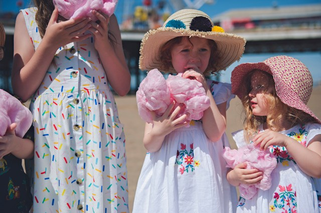 TU, fashion, collaboration, family fashion, kids fashion, blackpool for kids, family trips, uk staycations, uk getaways, edinburgh mum blogger, mummy blogger, parent blogger, uk lifestyle blogger, travel blogger, twin mum, have kids will travel, whats in my case, instagram blogger,  beach getaways, lifestyle photographer, edinburgh photographer, seaside towns, uk seasides, top staycations, rainbow ribbons,