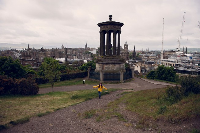 Calton Hill, Harry Potter inspiration, Edinburgh best view, Edinburgh photographer, uk parent blogger, top mummy blogger, lifestyle photographer, top 10 spots.
