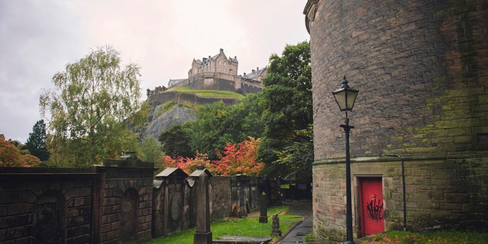 Edinburgh, autumn