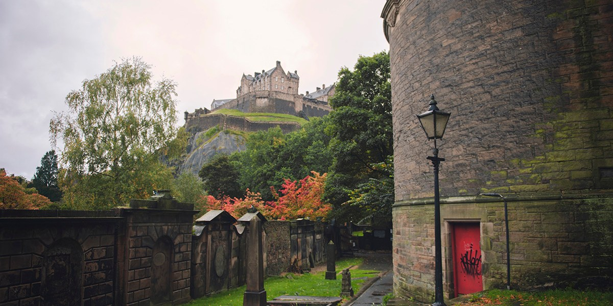 Your guide to the perfect Autumnal day out in Edinburgh