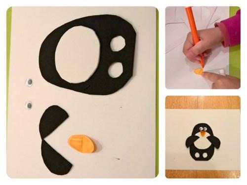 φτιαχνω πιγκουινο