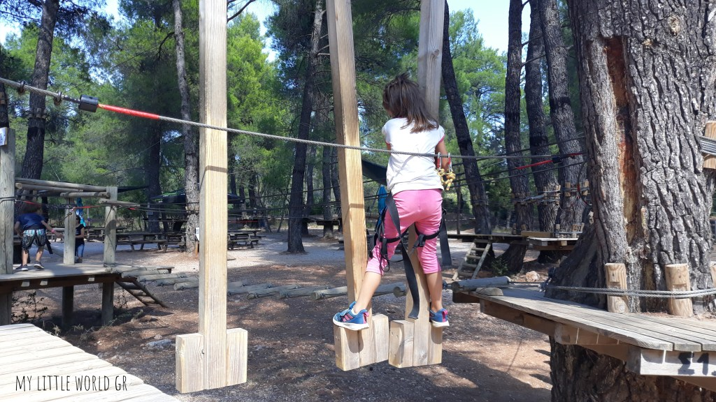 Adventure park στη Μαλακάσα