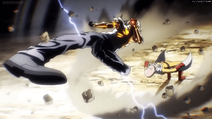Animated Girl Wallpaper Free Download One Punch Man Animated Wallpaper Mylivewallpapers Com