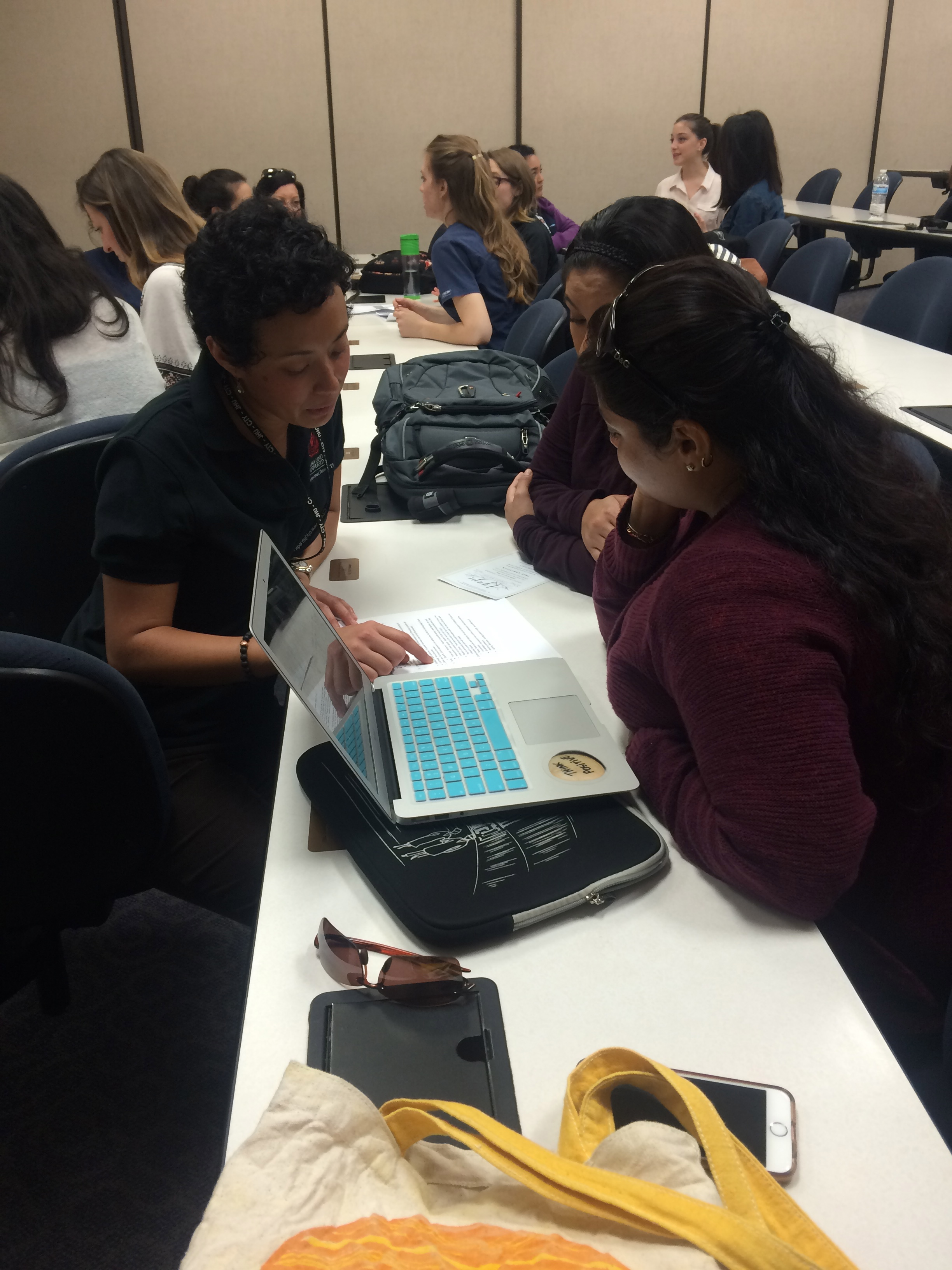 Interprofessional Education Between Occupational Therapy And Dental Hygiene At Loma Linda
