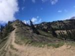Hurricane Hill hike.