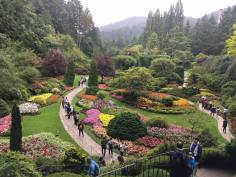 The Butchart Gardens