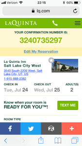 La Quinta Salt Lake City