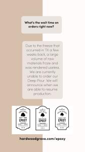 Epoxy Info Graphic