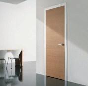 BS light rovere wooden door aluminum frame πόρτα ξύλινο φύλλο δρυς κάσα αλουμινίου Loft mylofteu