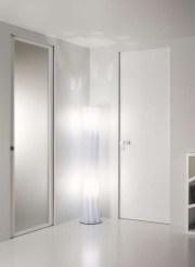 PTM7 White doors no frame Λευκές πόρτες χωρίς κάσα Loft mylofteu