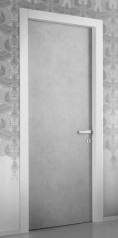PT grey leaf white lacquer frame door πόρτα κάσα λευκή φύλλο γκρι Loft mylofteu