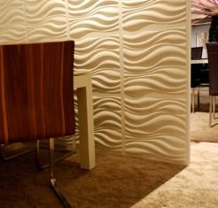 3 3d wall panels τρισδιάστατη ταπετσαρία Loft mylofteu