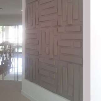 051- 3D wall panels
