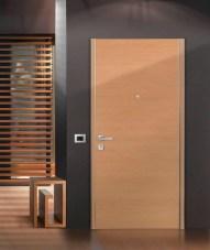 Flat noce Security door μοντέρνα πόρτα ασφαλείας Loft mylofteu