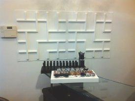Maze 3D Wallpaper - partial installation - by Loft