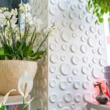 3D wallpaper 1-14 circles by Loft mylofteu