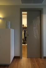photo 6 sliding interior door συρόμενη εσωτερική πόρτα Loft mylofteu