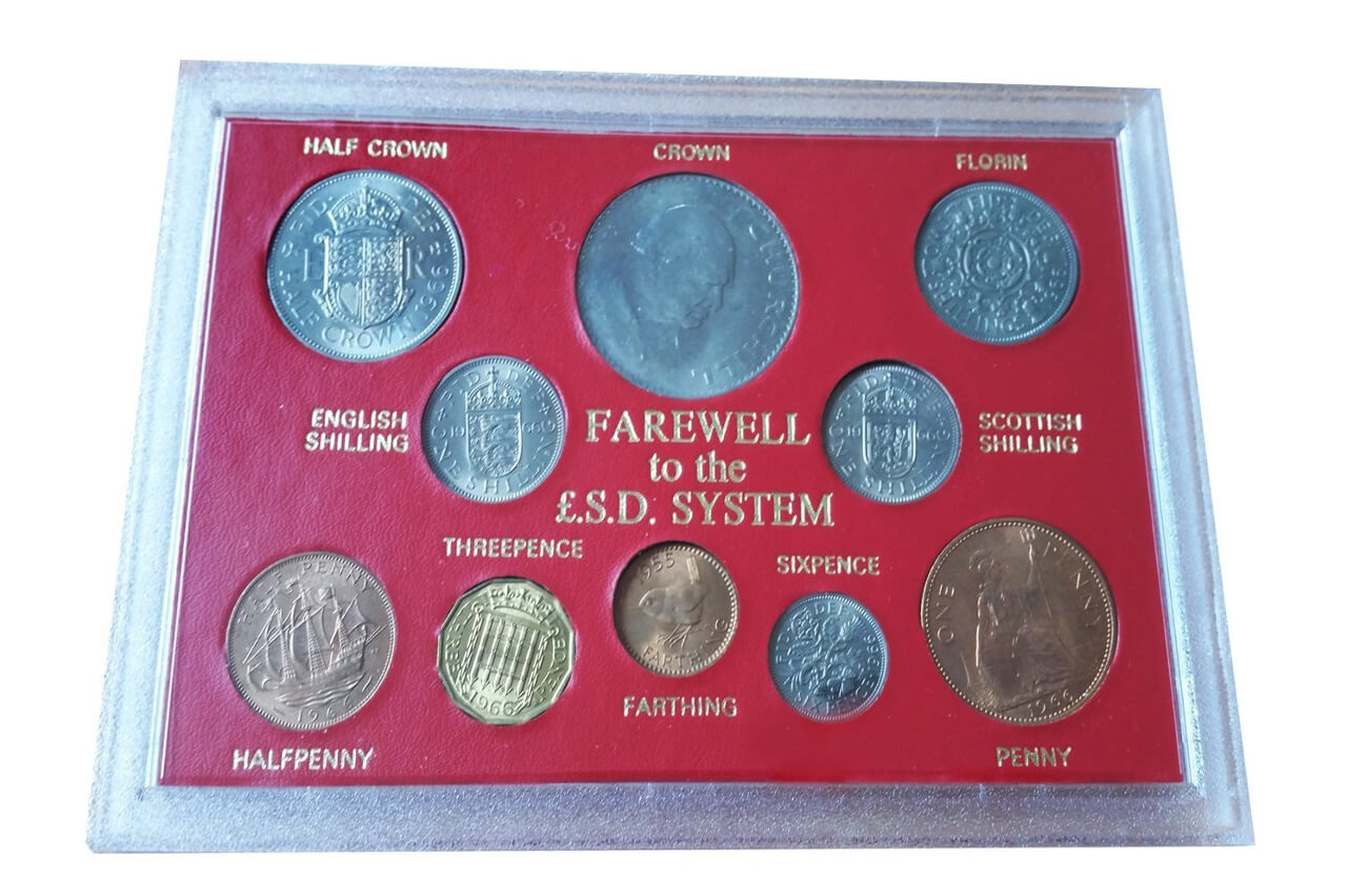 British UK collectable coins