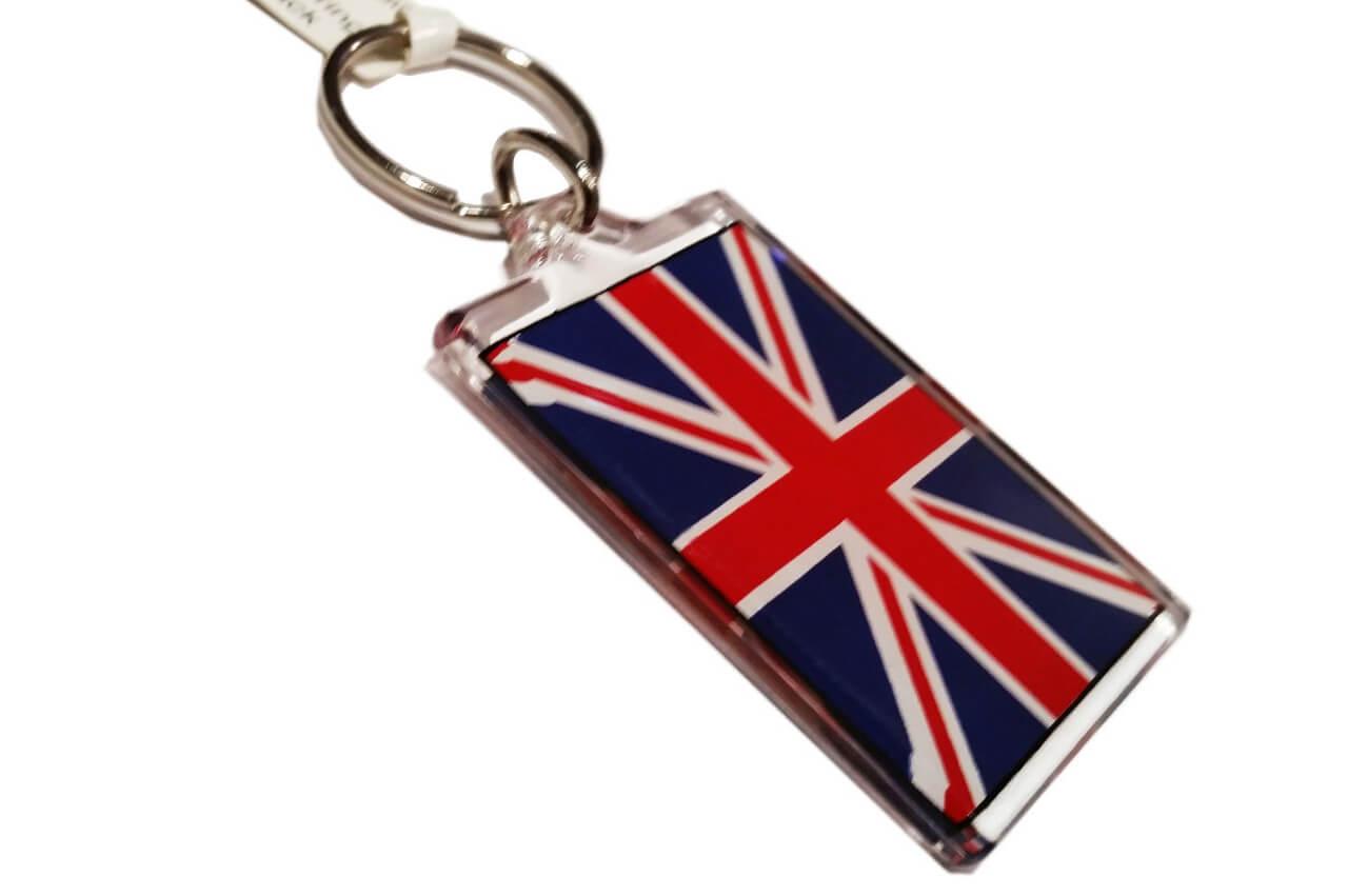 London UK Keychain Souvenirs