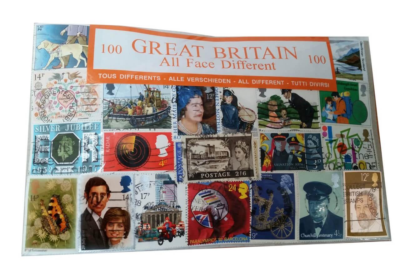 British UK Stamps