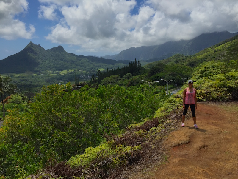 Hiking in Hawaii. Our Second Home.
