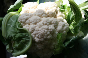 cauliflower use