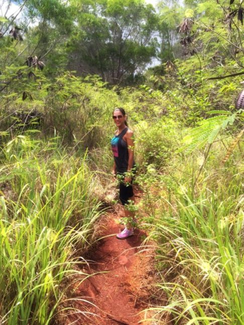 Hiking in Hawaii