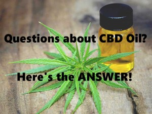 Questions about CBD oil