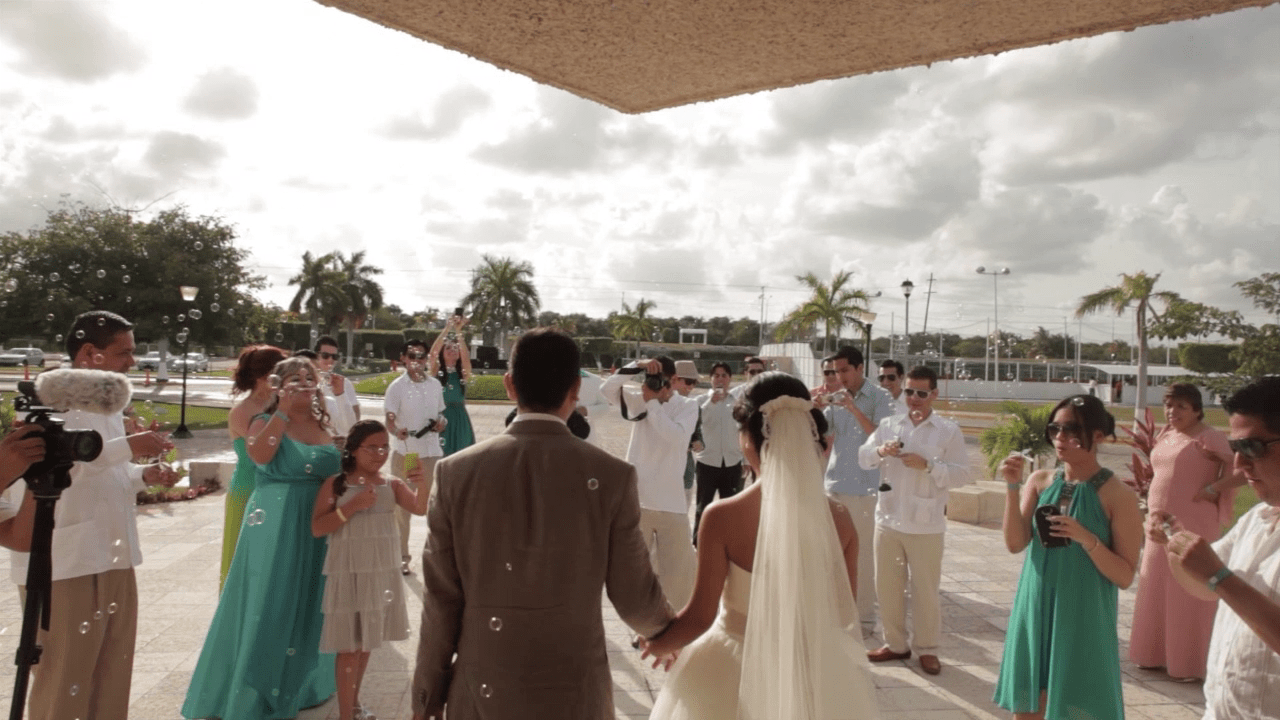 Wedding Video Cancun