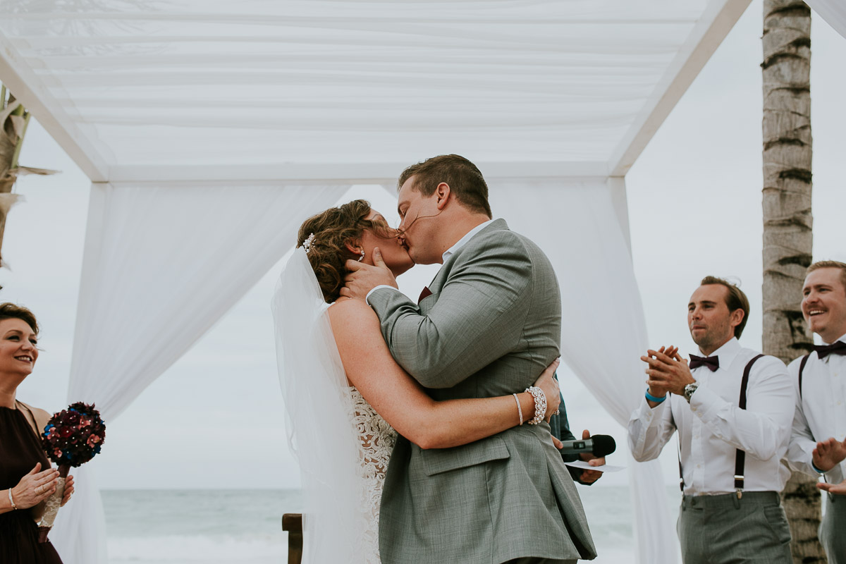 Grand Residences Riviera Cancun Wedding Video Marisa + Chase