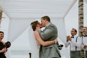 Grand Residences Riviera Cancun Wedding Video Marisa + Chase